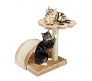Hk1074 rbol de entrenamiento para gatos con columna en - Estanterias para gatos ...