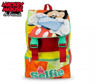 MK16101 Mochila escolar de Mickey Mouse 41x28,5x20cm