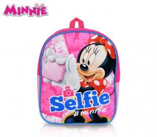 MN16500 Mochila escolar y de ocio de Minnie Mouse 24x20x9 cm