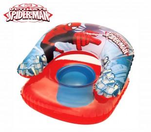 MWS2951 98008 Sillón inflable acuático para niños de Spiderman Bestway