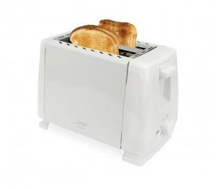 CT-842 Tostadora eléctrica Capriccio 700W doble compartimento para tostadas