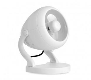 54735 Mini ventilador de mesa portátil y silencioso de 13 cm LIFETIME AIR