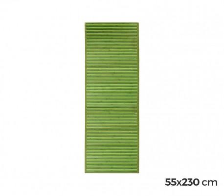 159224 Alfombra natural de bambú 55x230 cm en varios colores