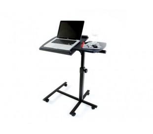 Mesa con ruedas para pc y ordenadores portátiles