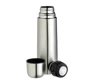 510410 Termo de acero inoxidable WLEKHOME con cierre de tapón de 750 ml