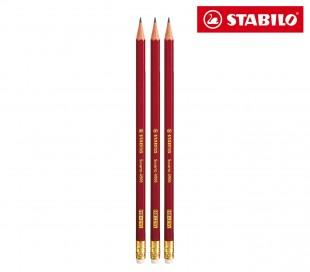 Pack de 3 piezas (3 lápices Swano 4906) IT12/70-49063 – STABILO