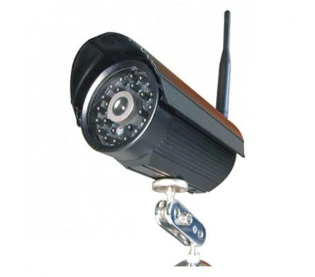 C mara ip de vigilancia al aire libre c mara inal mbrica for Camara vigilancia inalambrica