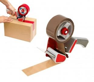 350245 Precintadora para cinta de embalaje DHOMTECK
