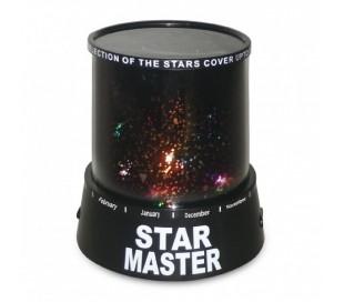 Proyector lámpara de estrellas efecto cielo para la habitación STAR MASTER