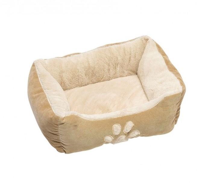95068 cama canina para dormir con un coj n acolchado muy for Camas de dormir