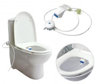 HS-B8110 Bidé externo al WC para la higiene íntima incluye regulador de Tº