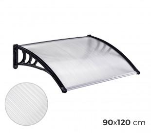 003452 Toldo de policarbonato para exterior 90x120cm