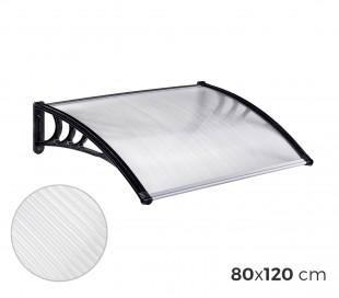 076214 Toldo de policarbonato para exterior 90x150cm