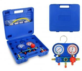G02670 Medidor de presión para aire acondicionado (casa – industrial – coche)