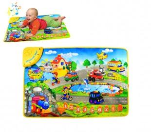 103623 Cuartel garaje de Bomberos Playset 3 coches oficiales accesorios y adhe
