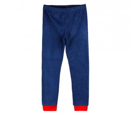 4 a 8 a/ños 1732 Pijama de terciopelo para ni/ños con motivo de Spiderman