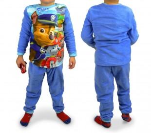 1856 Pijama de terciopelo para niños motivo de Chase Patrulla Canina 3 a 6 años