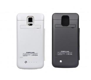 Funda cover cargador de bateria para Samsung Galaxy S5 3800 mha power bank
