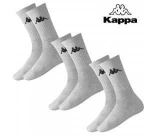 Paquete de 3 calcetines para hombre KAPPA algodón rizado 302S1L0