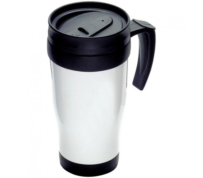 Taza termica de viaje 450 ml en diferentes colores mod - Taza termica para cafe ...