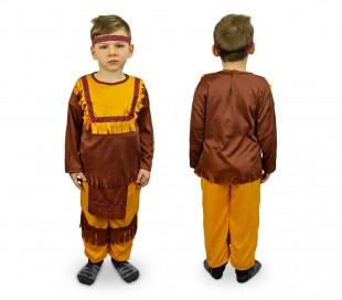616969 Disfraz de carnaval motivo PIRATA CORSARO (3 a 12 años)