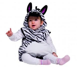 985033 Disfraz de carnaval motivo ZEBRA ( 12 meses )