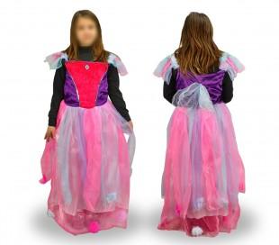 237768 Disfraz de carnaval motivo HADA DE LOS CUENTOS INFANTILES (3 a 12 años)