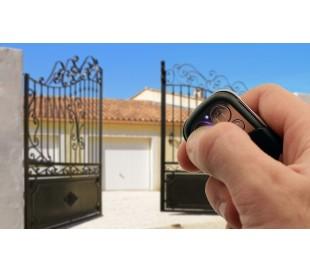 Mando inalámbrico para puertas universal mod.E1 4 canales 433,92 MHz