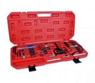 ST-3202 Kit accesorios para la mantencion de moteres automóviles diesel y gasoli