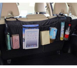 899997 Organizador de 6 bolsillos ahorra espacio para ser fijado a los asientos