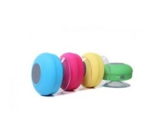 Altavoz bluetooth impermeable resistente al agua varios colores