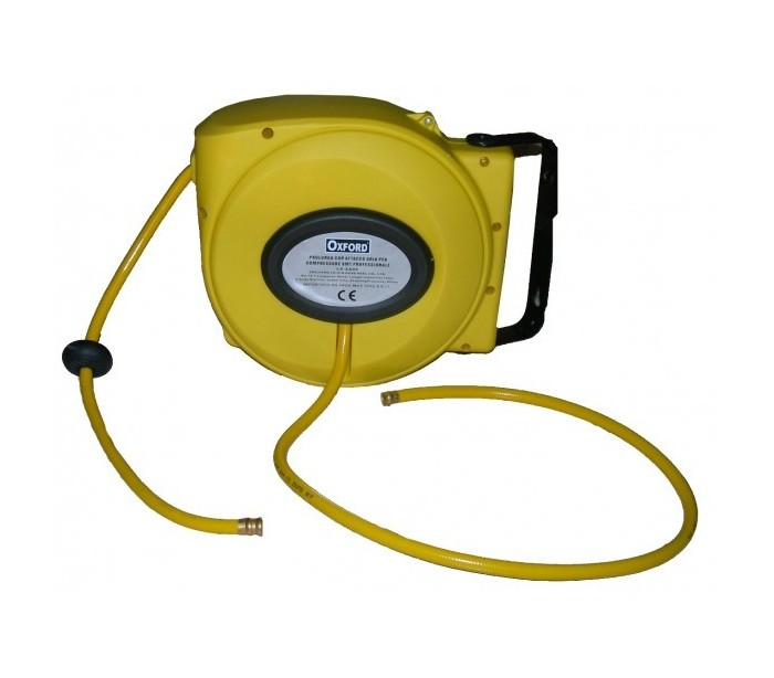 Manguera extensible con compresor de aire comprimido for Manguera para aire comprimido