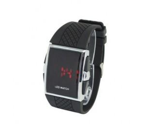 Reloj digital LED mod. TEKNO unisex impermeable para deportes - Accesorio moda