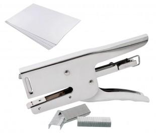 725250 Grapadora para oficina o hogar para grapas de 6mm grapas incluidas 24/6