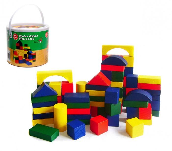 cubo juego piezas de madera en colores para nios apartir de aos