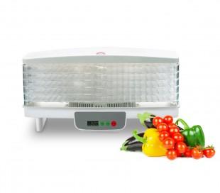 Secador de frutas y verduras profesional DCG FD1077 230V 50Hz 30309f3a8b92