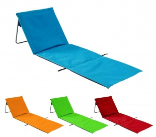 2309p silla plegable con respaldo ajustable y toldo for Sillas para tomar el sol