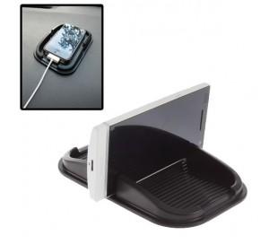 Soporte teléfono celulares gps para el salpicadero del coche skidproof