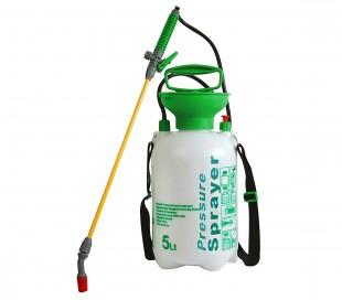473928 Pulverizador nebulizador 5 Lt a presión con cinta para el hombro