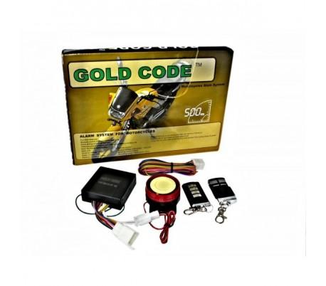 Alarma motocicleta profes. antirrobo universal sirena doble alarma seguridad