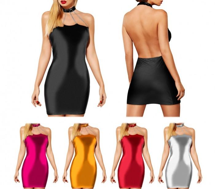 Vestidos de mujer espalda descubierta