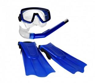 400479 Kit máscara tubo y aletas para niños CIK E CIAK en 3 colores