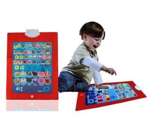 486185 Alfombra interactiva para niños GIOCA E IMAPARA aprender letras y números