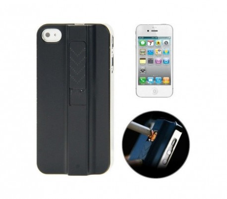 Funda para Iphone 4/4s o 5/5s con encendedor integrado
