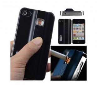 Funda para Iphone 4/4s o 5/5s con encendedor integrado