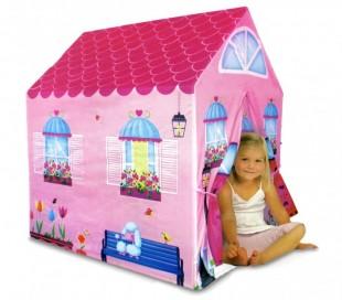 167117 Casita tienda de campaña para niños 102 x 72 x 95 cm fácil de montar