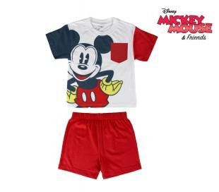 SS17MK Pijama de verano para niños modelo Mickey Mouse tallas de 2 a 6 años