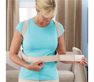 70098 Soporte para mejorar la postura de neopreno BEST POSTURE espalda y hombros