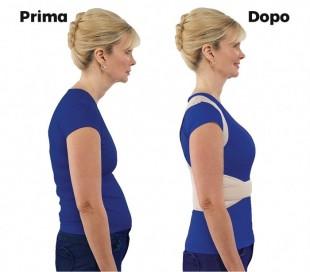 70098 Soporte de neopreno para mejorar la postura BEST POSTURE espalda y hombros