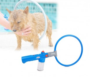 776622 Innovador sistema de limpieza para perros pequeños WASH DOG redondel 360°
